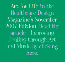 Improving Healing Through Art and Music